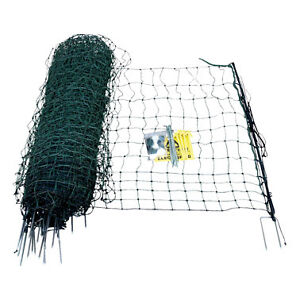 ELECTRIC NET FENCING - KENCOVE