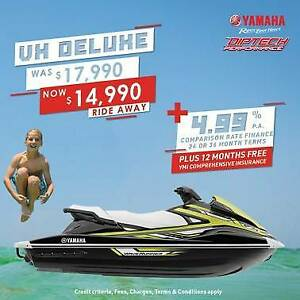 VX DELUXE YAMAHA 2019 WAVERUNNER Epping Whittlesea Area Preview