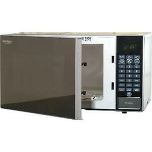 NO TAX SALE-microwave-oster -STAILESS STEEL-1.3C-grill-INBOX-$69