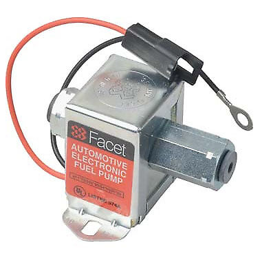 Used, FACET Solid State Fuel Pump 40171 (SS171) (KTM950) for sale  Shipping to Ireland