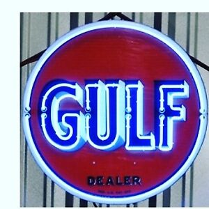 Large neon signs.  Collectible pieces