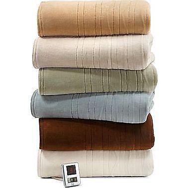 Sealy Heated Blanket Ebay