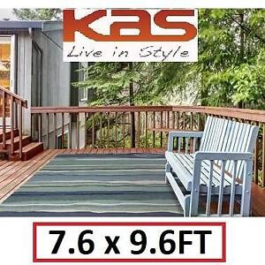 NEW* KAS HARBOR AREA RUG 7.6x9.6FT 4216 149579531 RUGS CARPET FLOORING DECOR ACCENTS MATS PADS