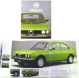 alfa romeo alfasud 1 5 ti 1979 original dutch market sales. Black Bedroom Furniture Sets. Home Design Ideas