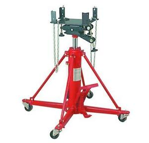 HOC - 2200 LB POUND 2-STAGE TRANSMISSION JACK + 1 YEAR WARRANTY + FREE SHIPPING