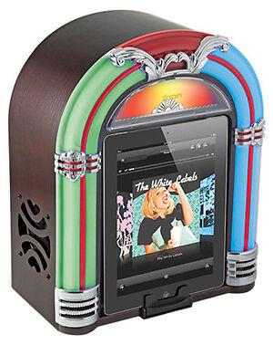 Tabletop Tablet Jukebox