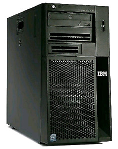 Small tower IBM x3200 M3 server for virtualization labs