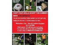 Castleford Wednesday Game Day!