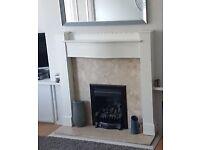 Original 1930s Fireplace / Fire Surround