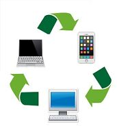 Free Computer Recycling E-Waste Recycling