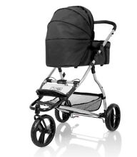 Mountain Buggy Bassinet Carrycot With Storm/Rain Protector Rhodes Canada Bay Area Preview