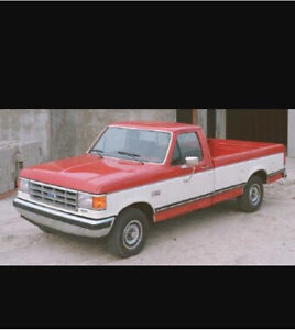 Looking for Ford truck