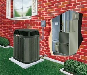 HEAT PUMP / HVAC / AIR CONDITIONER AC / FOURNAISE / THERMOPOMPE