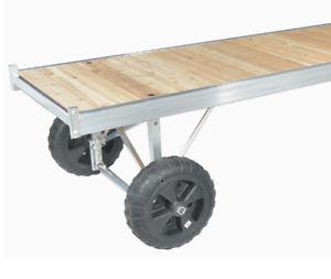 Roues pour quais - Docks wheels.