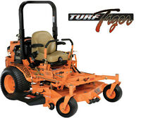 "SCAG TURF TIGER 61"" DIESEL COMMERICIAL MOWER"