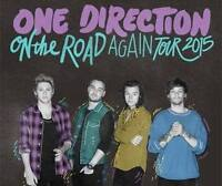 One Direction- Floor- Section B11, Row 6- Aug. 20- Rogers Centre