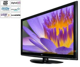 LG 50 inch Full HD 1080p TV, Freeview built in, 3 x HDMI & USB not 42 43 46 48 49