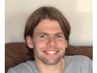 A-level & GCSE Maths Tutor (University lecturer)