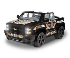 Buying Silverado toy ride on