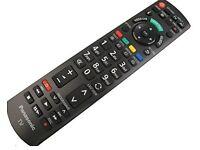 Genuine Panasonic remote control. Panasonic N2QAYB000487