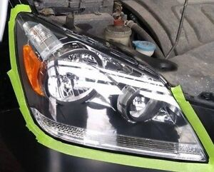 HEADLIGHT RESTORATION, THE BEST, + UV PROTECTION West Island Greater Montréal image 1