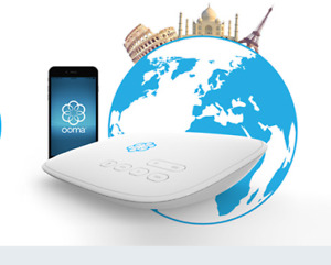 OOMA Telo! (Smart Home Phone Service)