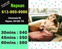 Nepean Professional Relaxing Massage