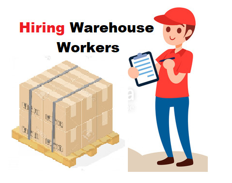 We Are Hiring Warehouse Workers Jobs Near Me
