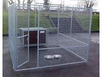 Brand New Galvanized Dog Run (pens,houses,cages,crates,puppy)