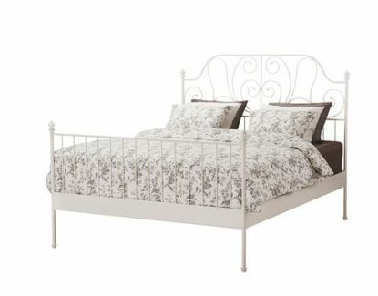 Ikea Lervik Bed frame and slats - $150! Balaclava Port Phillip Preview