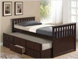 SINGLE BED FROM $ 98