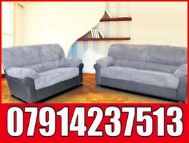 THIS WEEK SPECIAL OFFEER Brand New Elegant Roma Sofa Set 6544
