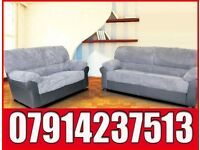 THIS WEEK SPECIAL OFFERN BRAND New ELEGANT Roma Sofa Set 6576