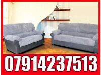 THIS WEEK SPECIAL OFFER BRAND New ELEGANT Roma Sofa Set 4375
