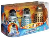 Doctor Who 6 Figure Set