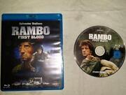 Rambo Blu Ray