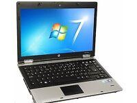HP Compaq 6730b Widescreen laptop inc charger