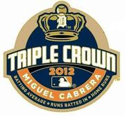 Triple Crown Pin