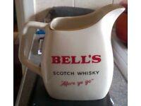 6 inch tall Wade Bells Water jug