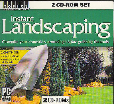 LANDSCAPING Garden,Deck,Pool,Hot Tub/Spa LANDSCAPE DESIGN Software