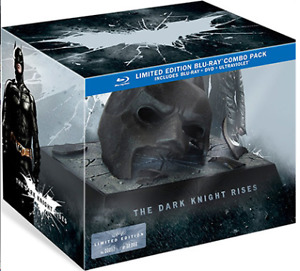 The Dark Knight Rises Limited Edition Blu-Ray Combo Pack