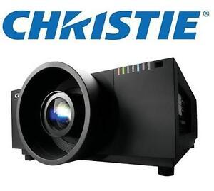 USED CHRISTIE LCD XGA PROJECTOR Christie LX1200 3LCD XGA projector 107190337