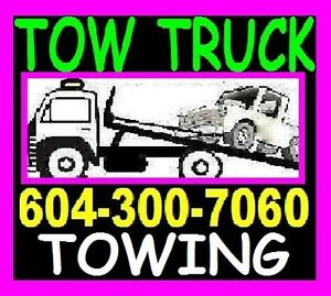 Vehicle TOWING AND SCRAP CAR REMOVAL (604)300-7060 Fraser Valley