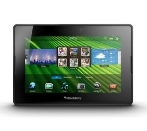 BlackBerry PlayBook 64GB WiFi Tablet PC BRAND NEW + WARRANTY (PR100-64WF)