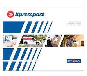 "Canada Post ""Xpresspost"" International Envelope"