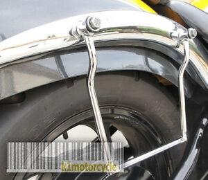 Kawasaki Drifter  Luggage Rack
