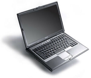 Dell Latitude 630 Laptop - New Battery & AC - 30 Day Warranty