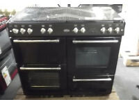 BELLING RANGE GAS COOKER 100CM WIDE FULL GAS (NEW) COMES WITH G/TEE AND DELIVERY ALSO AVAILABLE