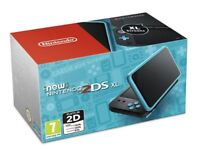 Nintendo 2DS XL - Brand new with carry case