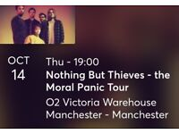 Nothing But Thieves Ticket